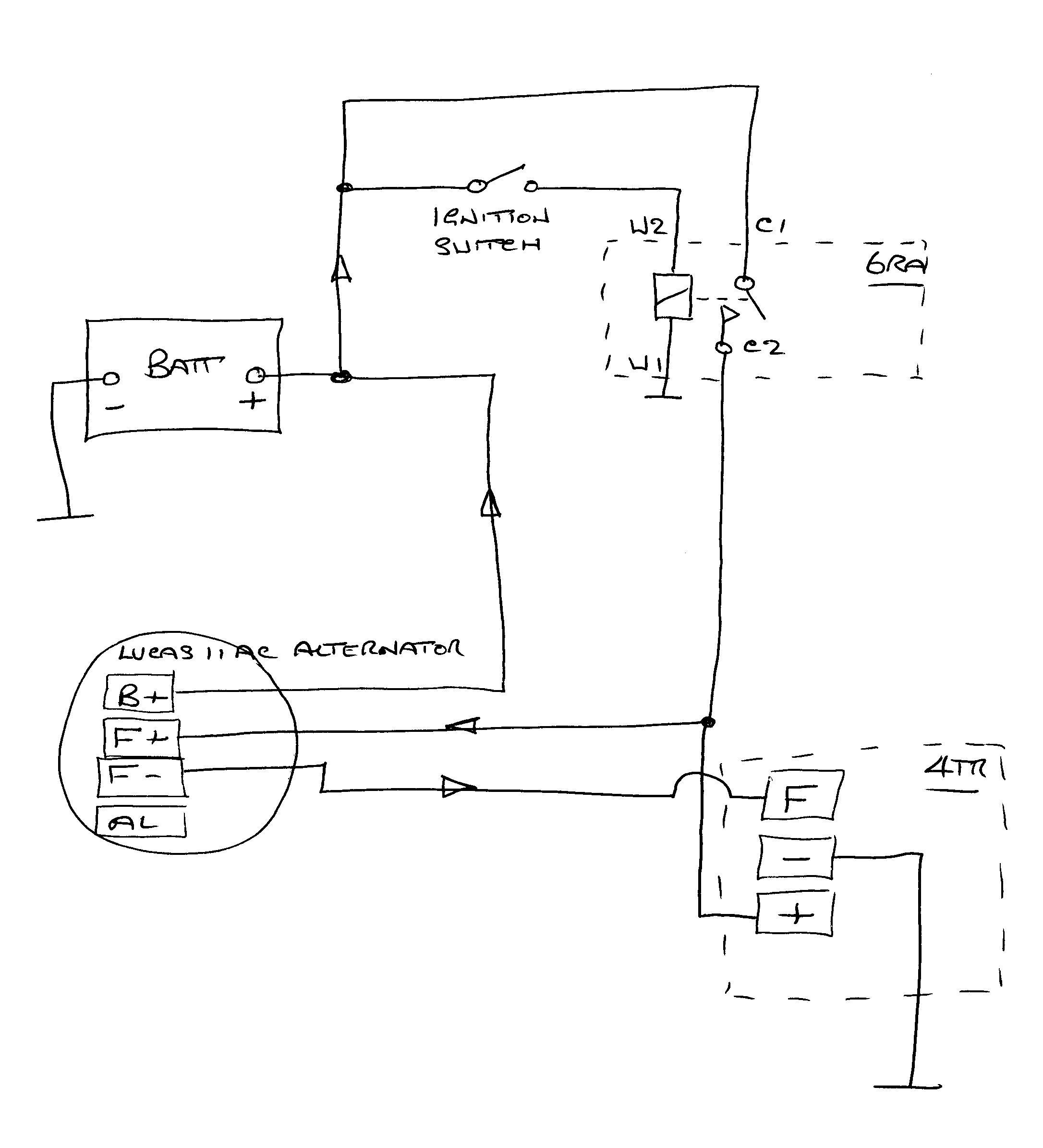 Acba on farmall 12 volt wiring diagram