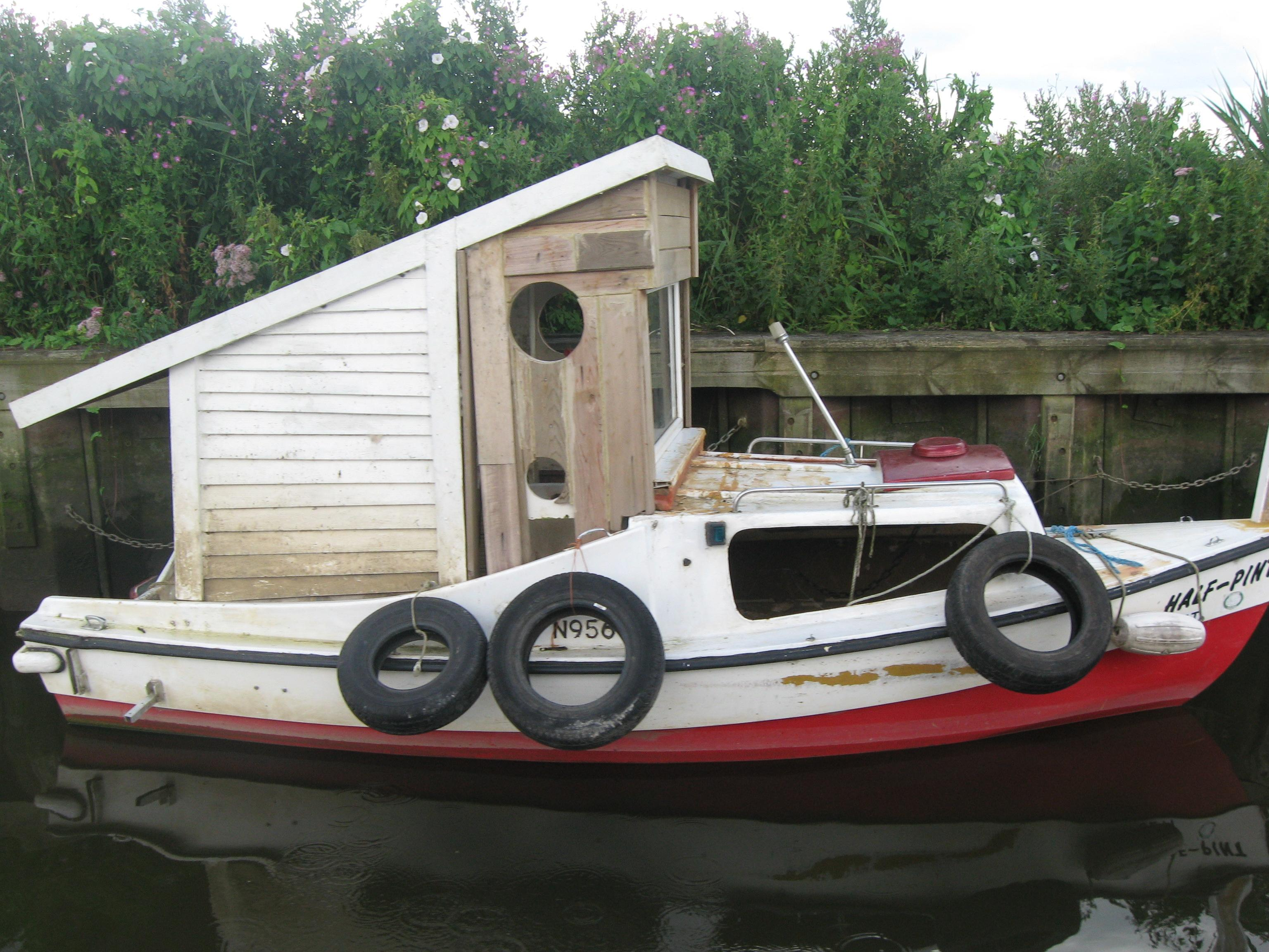 Ugly boats for pinterest