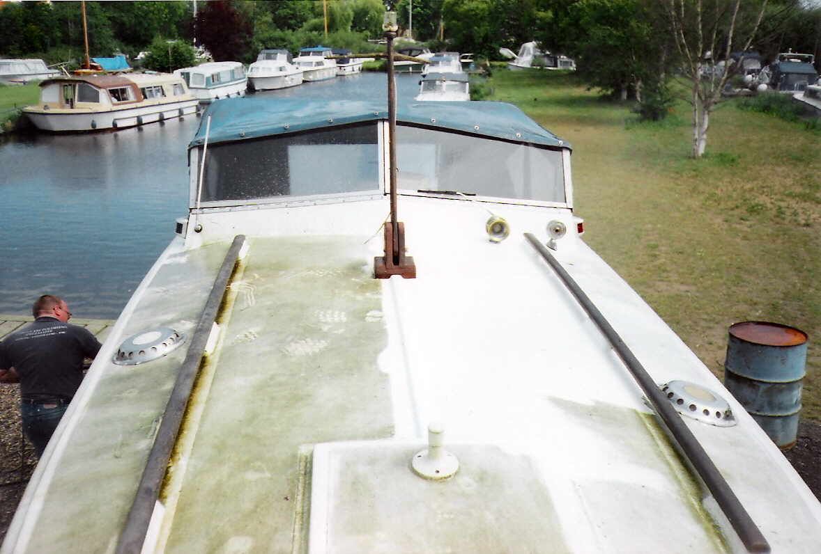 Ship Cleaning Services : Brooks boat cleaning services ludham the official